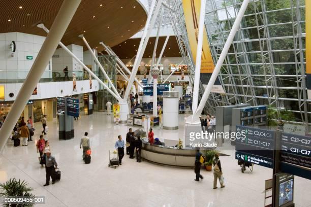 Malaysia, Kuala Lumpur, terminal in Kuala Lumpur International Airport