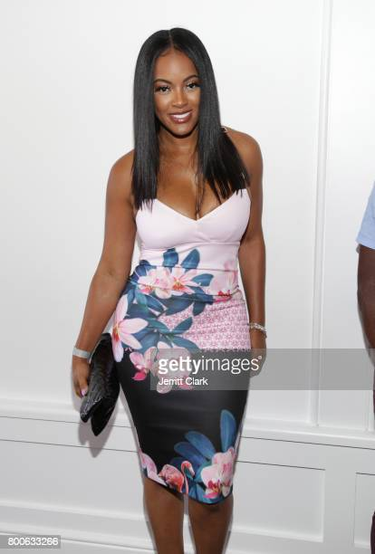 Malaysia Pargo attends Culture Creators 2nd Annual Awards Brunch Presented By Motions Hair And Ciroc at Mr C Beverly Hills on June 24 2017 in Beverly...