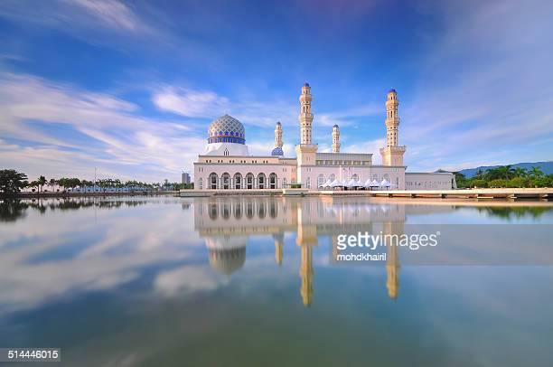 Malaysia, Sabah, Kota Kinabalu City Mosque