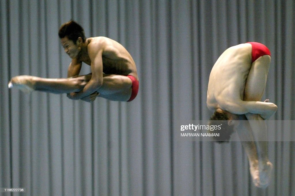 ASIAD-DIVING-3M-MYS : News Photo