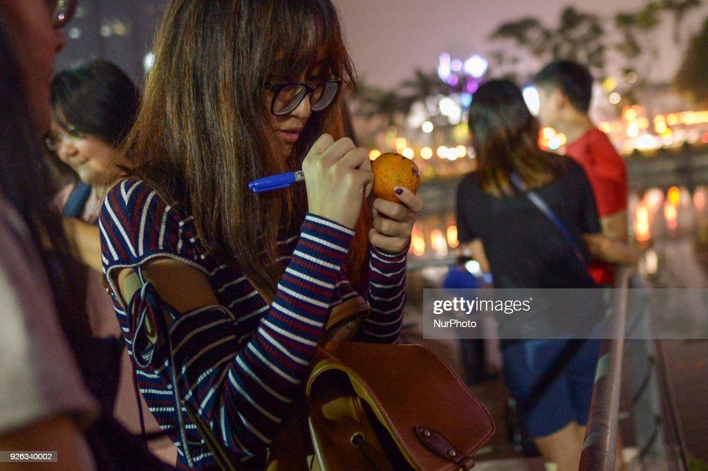 Chap Goh Mei festival in Kuala Lumpur : News Photo