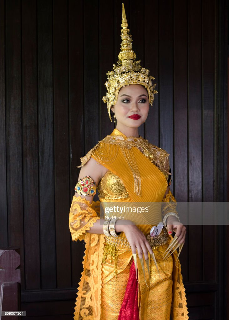 thailand national costume