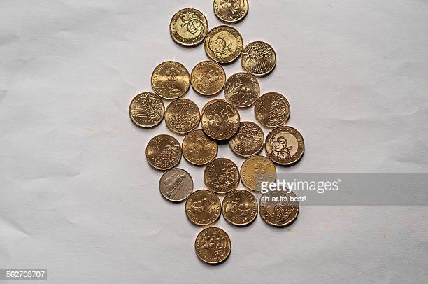 Malaysian new coins