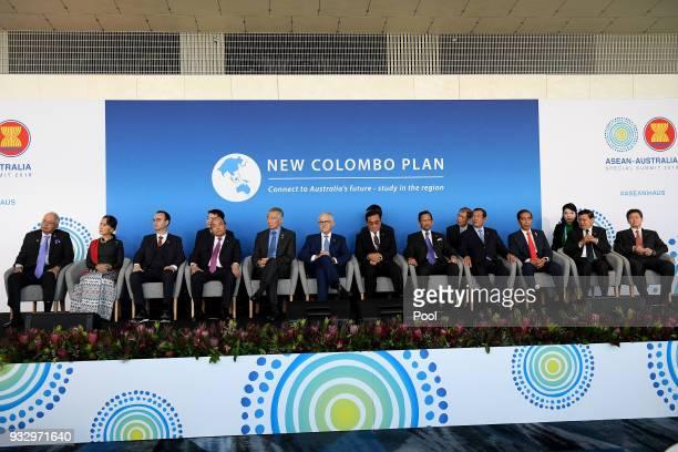 Malaysian Prime Minister Najib Razak Myanmar State Counsellor Aung San Suu Kyi Philippines Secretary of Foreign Affairs Alan Peter Cayetano Vietnam...