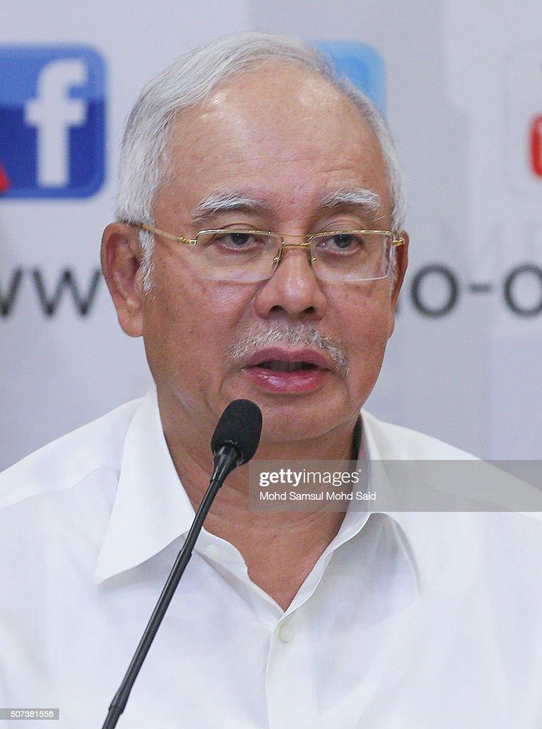 Mohammad Najib Tun Razak