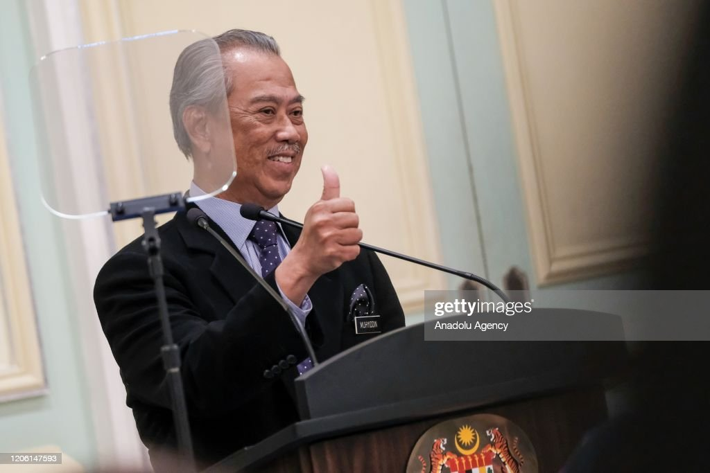 Malaysian PM announces new cabinet : News Photo