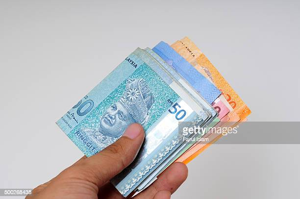 malaysian ringgit - malaysian ringgit stock photos and pictures