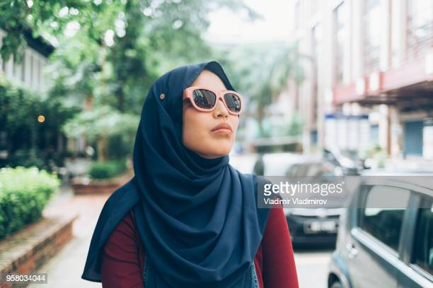 6 123 Hijab Fashion Photos And Premium High Res Pictures Getty Images