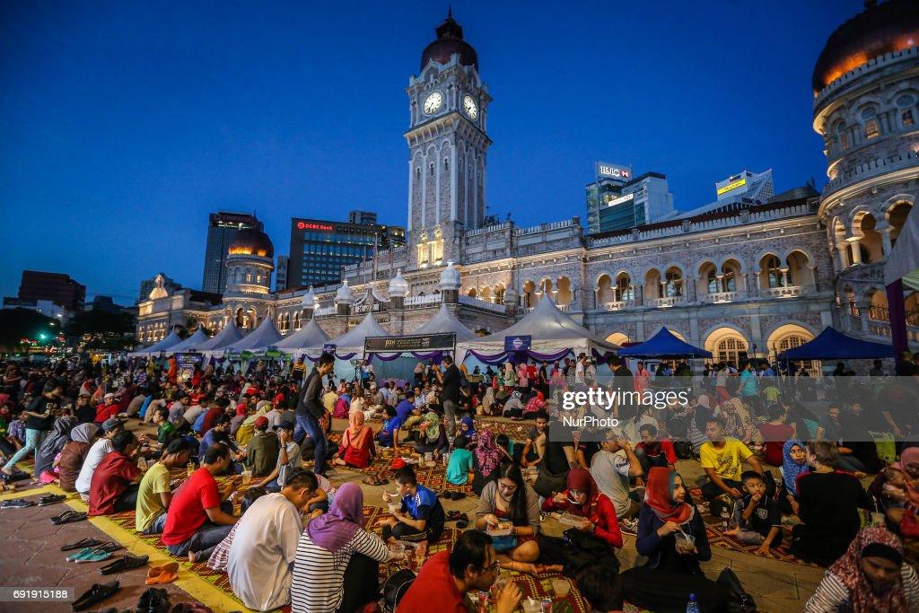 Ramadan in Malaysia : ニュース写真