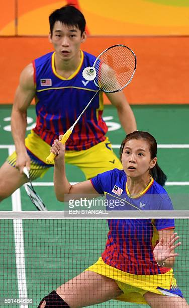 Malaysias Liu Ying Goh And Malaysias Peng Soon Chan Return Against Indonesias Tontowi Ahmad And Indonesias