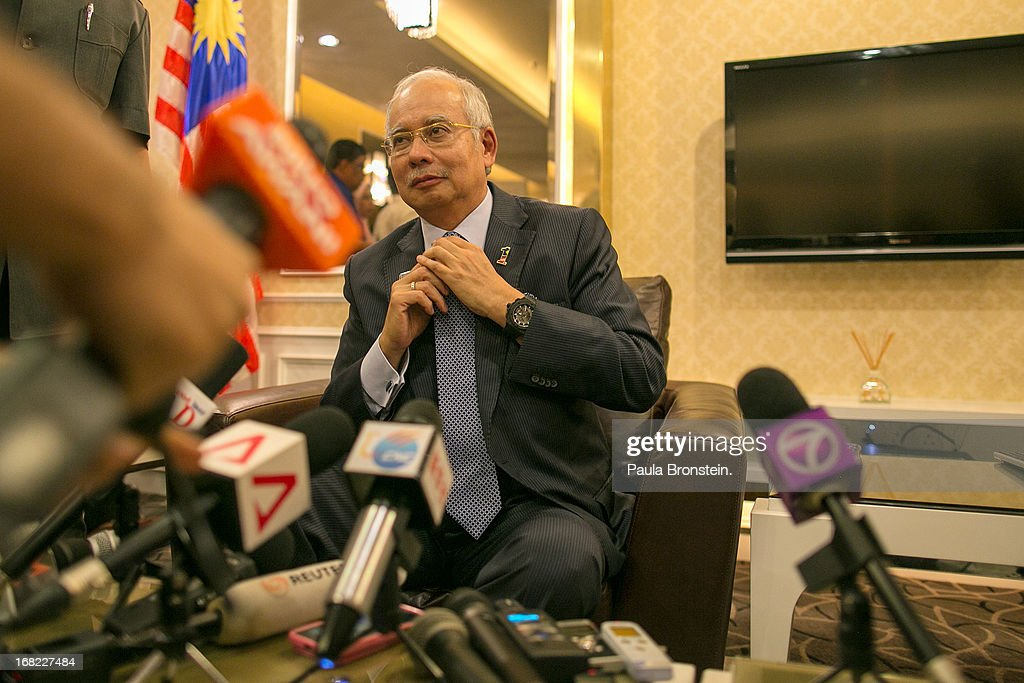 Malaysia Reacts To General Election Results : News Photo