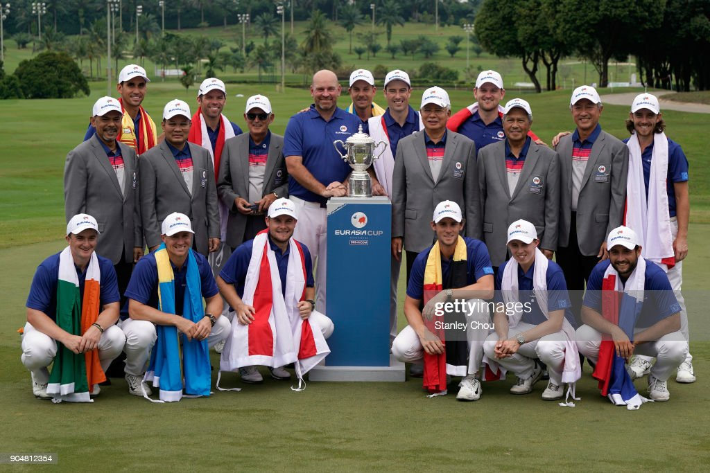 EURASIA Cup - Day Three