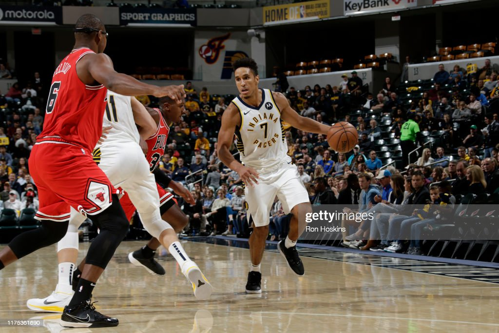 Chicago Bulls v Indiana Pacers : News Photo
