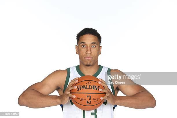 Malcolm Brogdon of the Milwaukee Bucks poses for a portrait during the 20162017 Milwaukee Bucks Media Day on September 26 2016 at the Milwaukee Bucks...