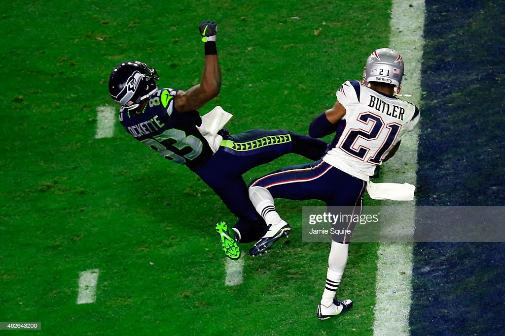 Super Bowl XLIX - New England Patriots v Seattle Seahawks : News Photo