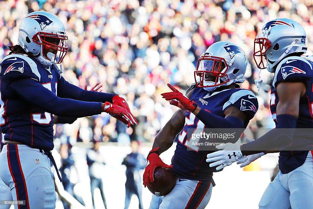 Los Angeles Rams v New England Patriots : Nachrichtenfoto