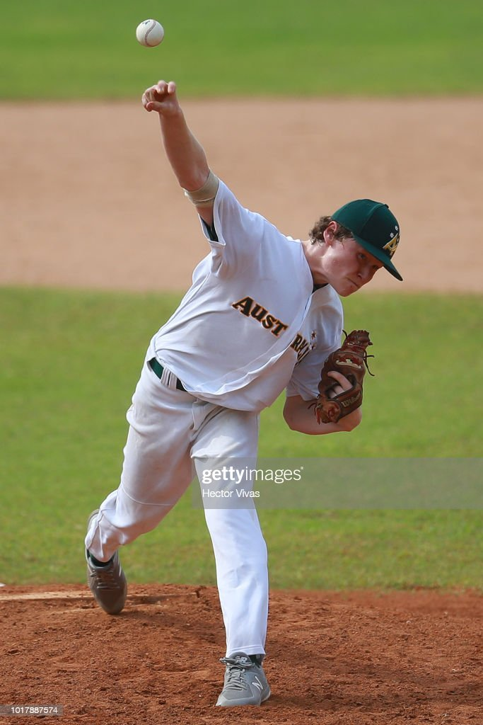 Dominican Republic v Australia - WBSC U-15 World Cup Group B