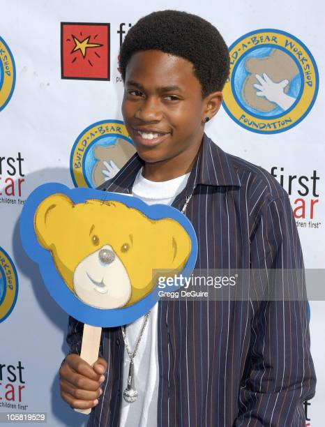 Malcolm David Kelley during First Star's 'Celebration For Children's Rights' Benefit at Santa Monica Barker Hanger in Santa Monica California United...