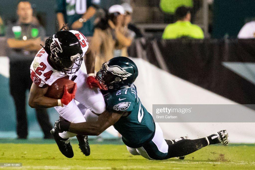 Atlanta Falcons v Philadelphia Eagles : Fotografia de notícias