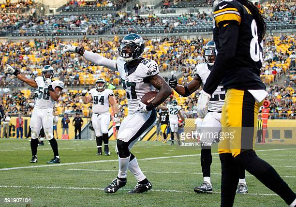 60 Top Philadelphia Eagles V Pittsburgh Steelers Pictures