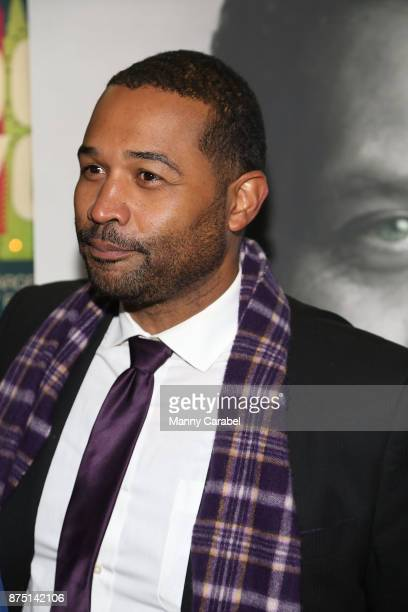 Malcolm Lee attends the 2017 DOC NYC World Premiere of 'Maynard' at IFC Center on November 16 2017 in New York City