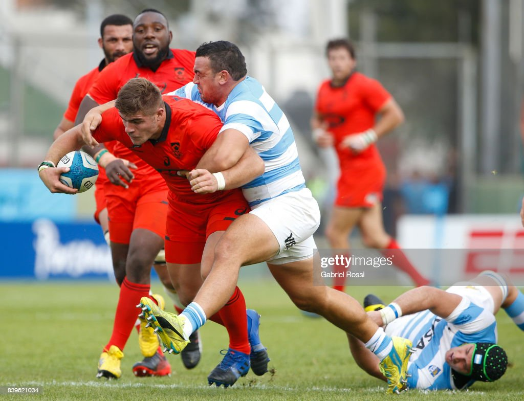 Argentina v South Africa - The Rugby Championship : News Photo