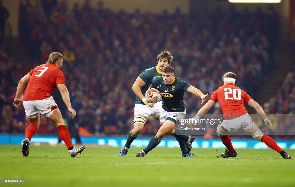 Wales v South Africa - International Friendly : News Photo