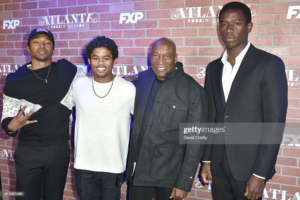 "FX's ""Atlanta Robbin' Season"" Premiere - Arrivals"