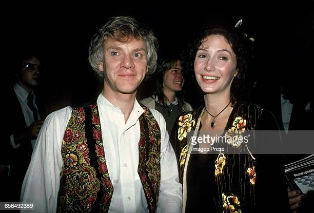Malcolm McDowell and Mary Steenburgen circa 1979 in New York City