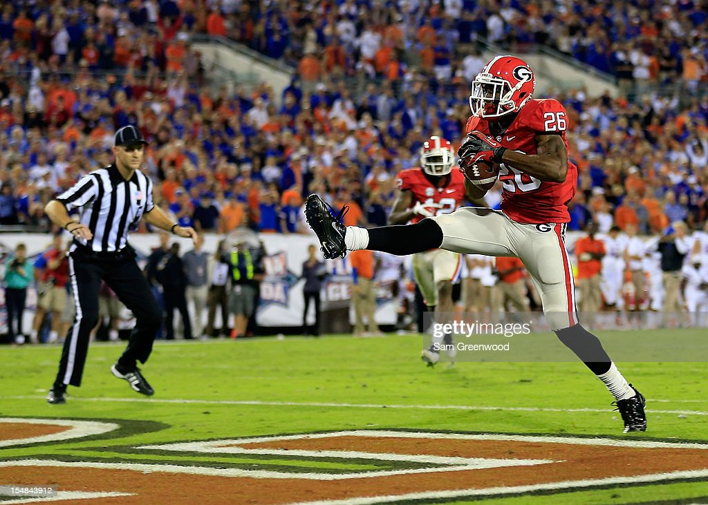 Georgia v Florida : Photo d'actualité