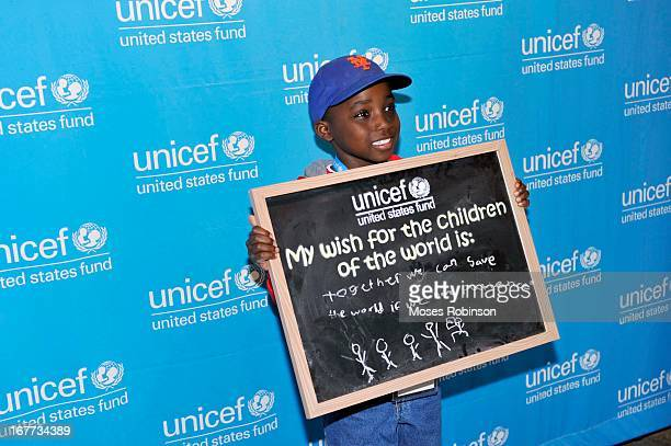 Malcolm Robinson attends The UNICEF Experience at Mason Murer Fine Art Gallery on April 28 2013 in Atlanta Georgia