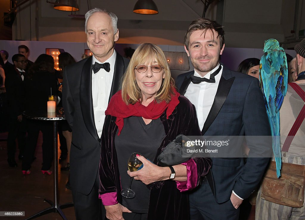 Fast Forward: The National Theatre's Fundraising Gala : News Photo