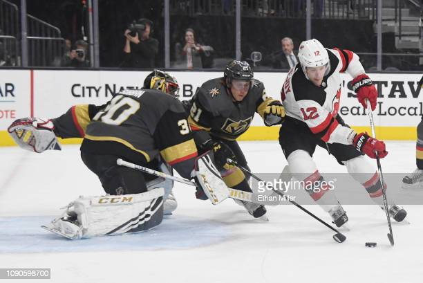 info for 47425 d00f7 New Jersey Devils V Vegas Golden Knights Premium Pictures ...