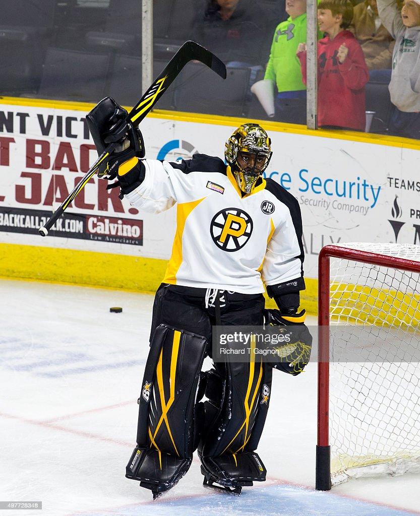 Portland Pirates v Providence Bruins : News Photo