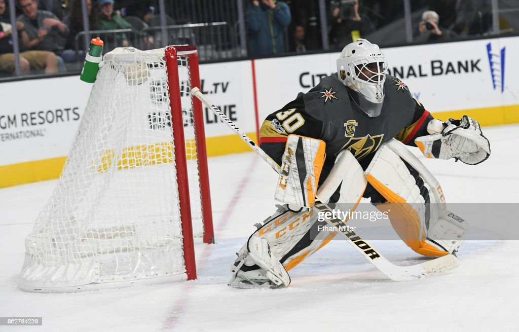 Buffalo Sabres v Vegas Golden Knights : News Photo