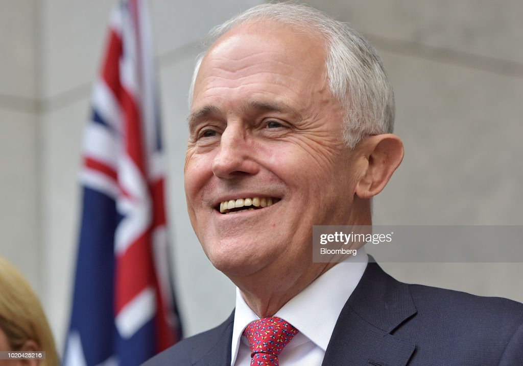 Australia's Malcolm Turnbull Survives Ballot to Remain Prime Minister