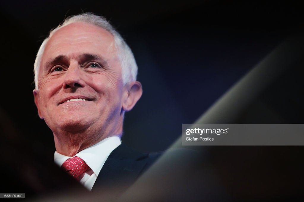 Prime Minister Malcolm Turnbull National Press Club Address