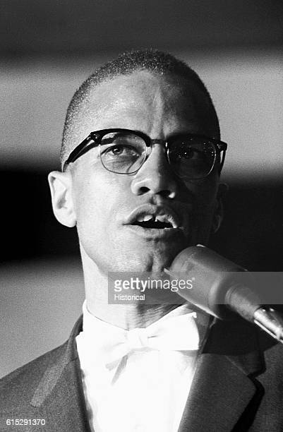 Malcolm X converted to Islam while in prison for burglary. He subsequently became a powerful orator and black nationalist leader as part of the...