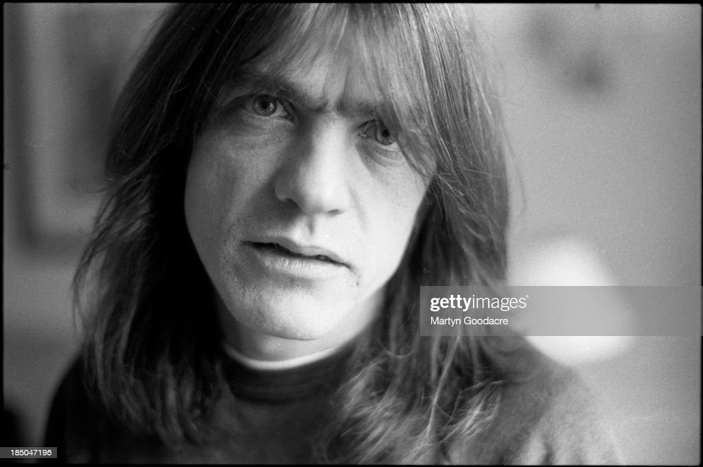 AC/DC Malcolm Young Germany 1995 : News Photo