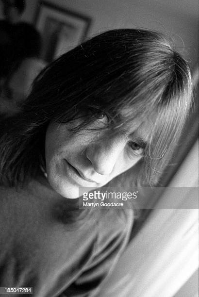 Malcolm Young of AC/DC portrait Germany 1995
