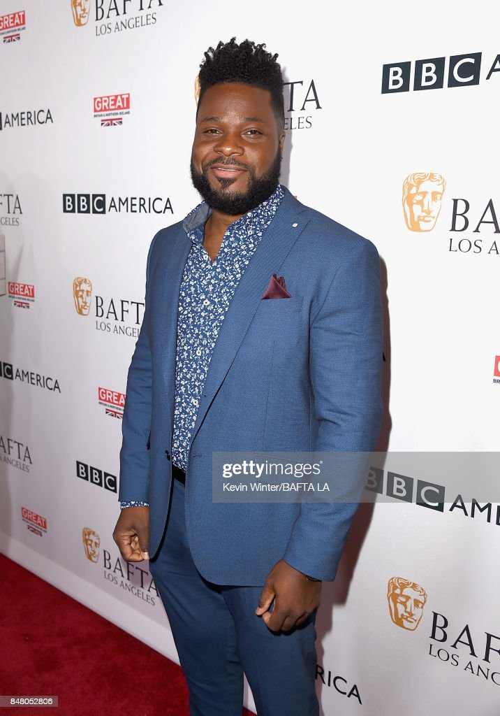 Malcolm-Jamal Warner attends the BBC America BAFTA Los Angeles TV Tea Party 2017 at The Beverly Hilton Hotel on September 16, 2017 in Beverly Hills, California.