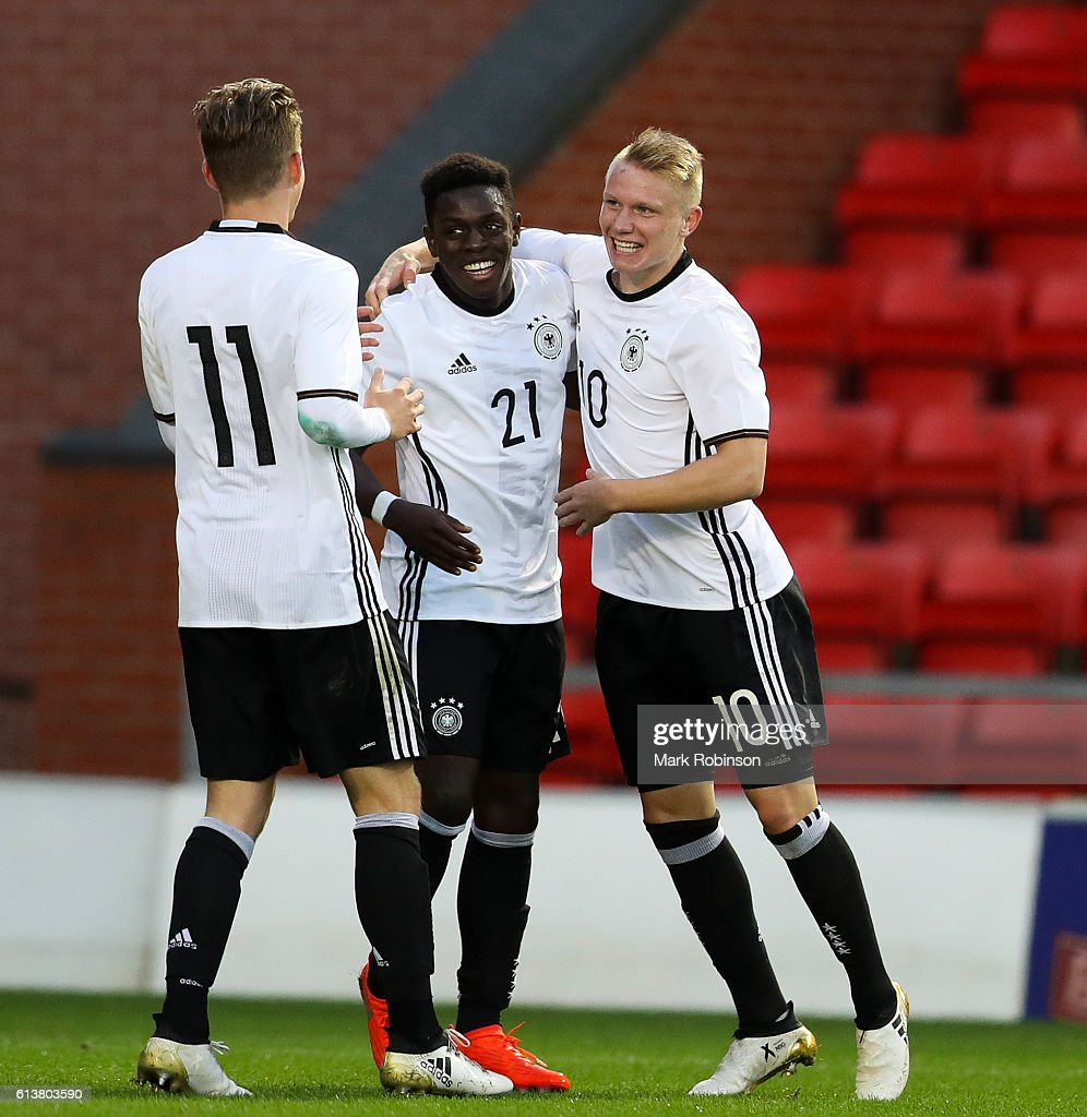 Germany U20 v Netherlands U20 - International Match