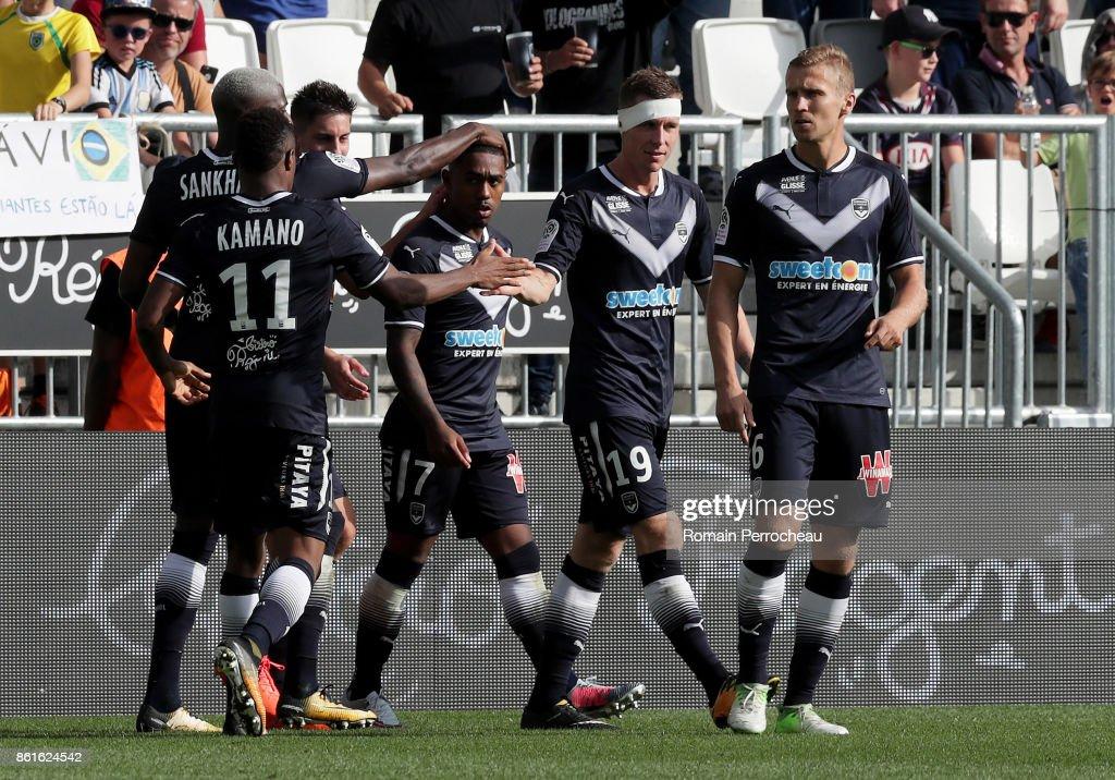 FC Girondins de Bordeaux v FC Nantes - Ligue 1