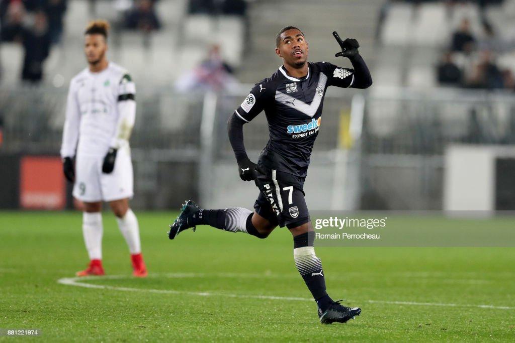 FC Girondins de Bordeaux v AS Saint-Etienne - Ligue 1 : News Photo