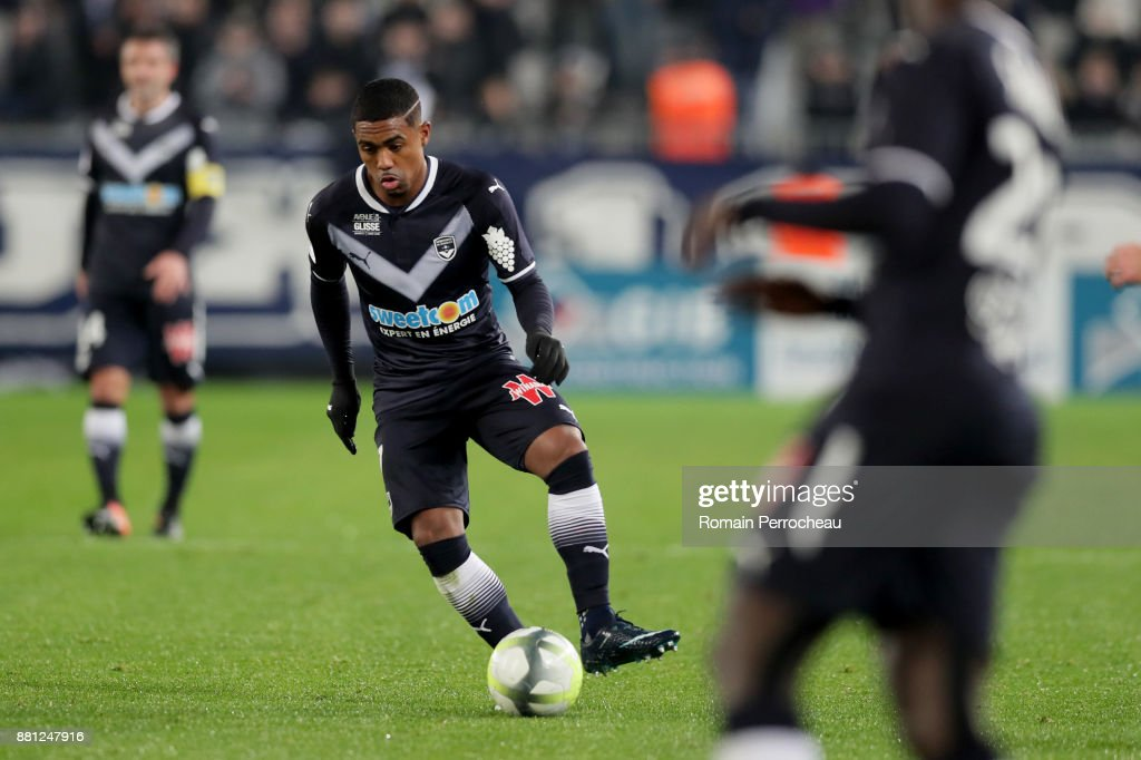 FC Girondins de Bordeaux v AS Saint-Etienne - Ligue 1 : News Photo