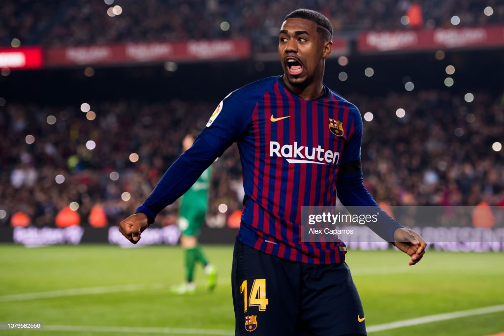 FC Barcelona v Cultural Leonesa - Copa del Rey - Fourth Round : News Photo