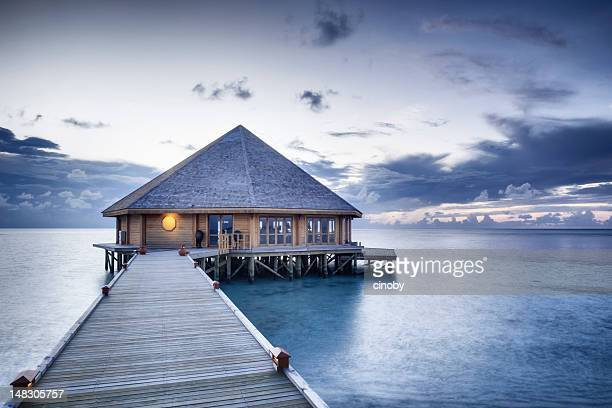 Maldives at Dawn