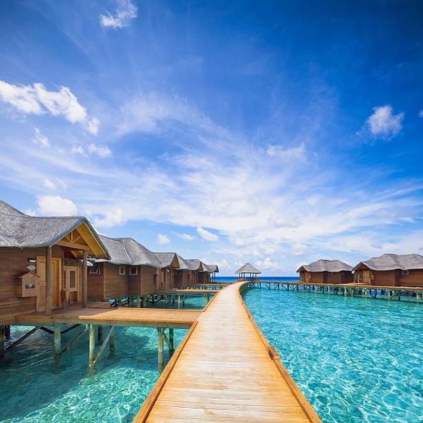 Maldives Boardwalk