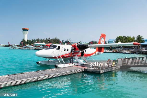 Maldives Seaplane Male Airport Water Taxi