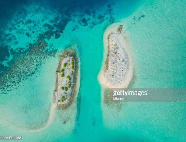 maldives south ari atoll islands - atoll stock pictures, royalty-free photos & images